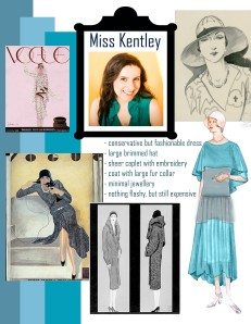 Rope - Miss Kentley Costume Board
